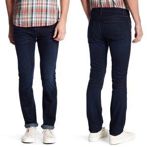 J Brand Kane Straight Leg Jean in Resin